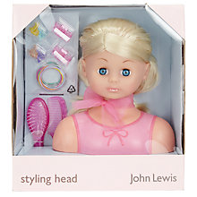 Buy John Lewis Styling Head Online at johnlewis.com