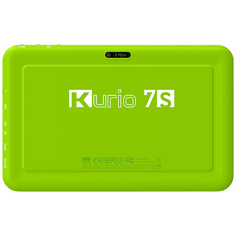 Buy Kurio 7S Tablet with 4GB Micro SD card Online at johnlewis.com