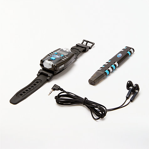Buy John Lewis Spy Watch & Pen Set Online at johnlewis.com