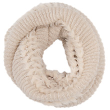Buy French Connection Frankie Snood, Au Natural Online at johnlewis.com