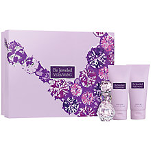 Buy Vera Wang Be Jeweled Eau de Parfum Fragrance Gift Set, 30ml Online at johnlewis.com