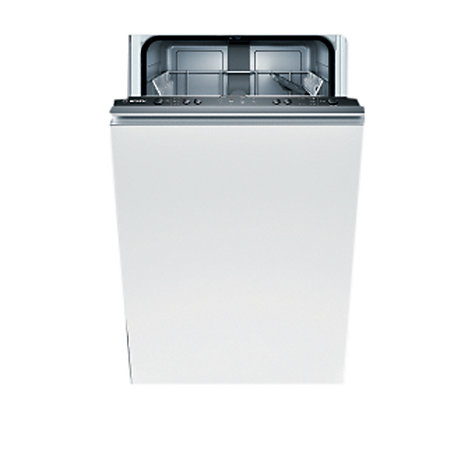 Buy Bosch SPV40C00GB Integrated Dishwasher, Black Online at johnlewis.com