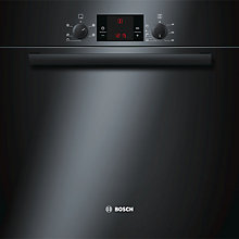 Buy Bosch Classixx HBA13B160B Single Electric Oven, Black Online at johnlewis.com
