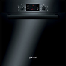 Buy Bosch Classixx HBA63B261B Single Electric Oven, Black Online at johnlewis.com