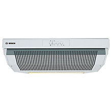 Buy Bosch DHU632PGB Built-Under Cooker Hood, White Online at johnlewis.com
