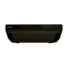 Buy Bosch DHU636PGB Built Under Cooker Hood, Black Online at johnlewis.com