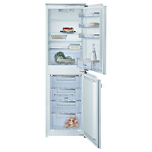 Buy Bosch KIV32A50GB Integrated Fridge Freezer, A+ Energy Rating, 55cm Wide Online at johnlewis.com