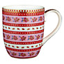 Buy PiP Studio Rose Ribbon Mug, Set of 4, Multi Online at johnlewis.com
