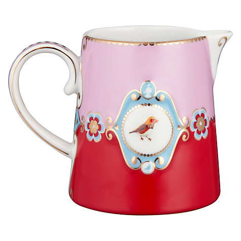Buy PiP Studio Love Birds Creamer, 0.25L, Multi Online at johnlewis.com