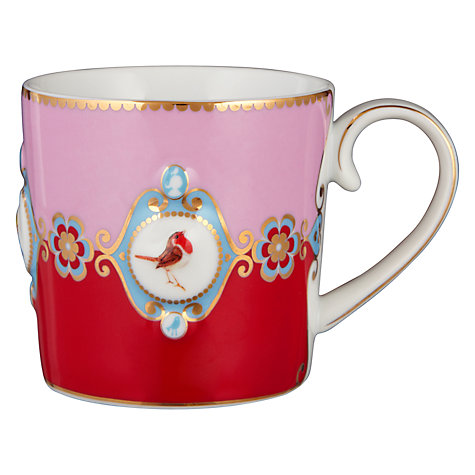 Buy PiP Studio Love Birds Senseo Mugs, 0.15L, Set of 3 Online at johnlewis.com