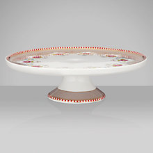 Buy PiP Studio Rose Blossom Cake Stand, Khaki Online at johnlewis.com