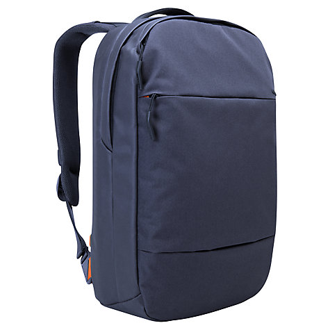 "Buy Incase City Compact Backpack for 15"" MacBook Pro, Navy Online at johnlewis.com"