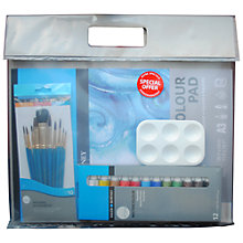 Buy Daler Rowney Jumbo Art Set, Watercolour Online at johnlewis.com