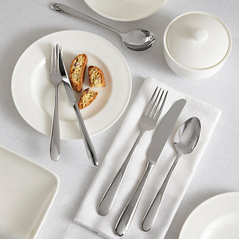Buy John Lewis Outline Table Fork Online at johnlewis.com