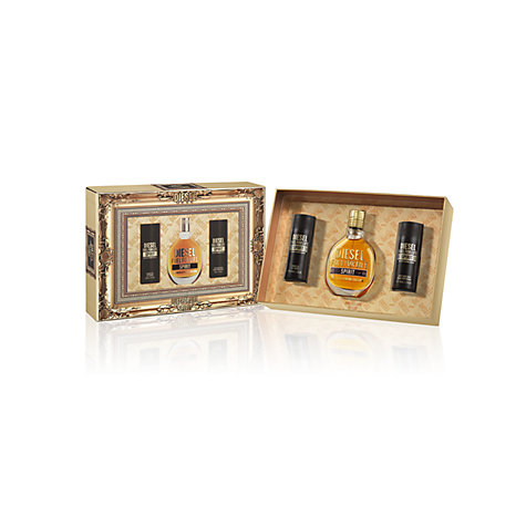 Buy Diesel Fuel for Life He Eau de Toilette Gift Set, 50ml Online at johnlewis.com