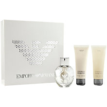 Buy Emporio Armani She Eau de Parfum Fragrance Gift Set, 50ml Online at johnlewis.com
