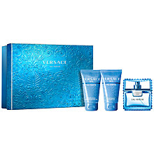Buy Versace Eau Fraîche Eau de Toilette Gift Set, 50ml Online at johnlewis.com
