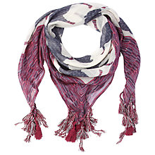 Buy White Stuff Baa Baa The Sheep Scarf, Multi Online at johnlewis.com