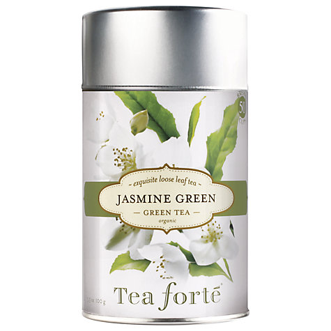 Buy Tea Forte Loose Leaf Jasmine Green, 100g Online at johnlewis.com