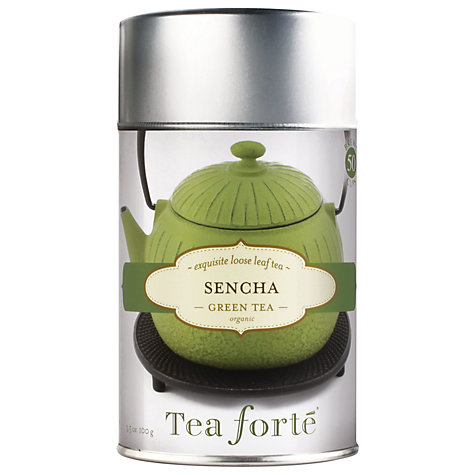 Buy Tea Forte Loose Leaf Sencha, 100g Online at johnlewis.com
