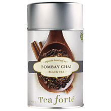 Buy Tea Forté Loose Leaf Bombay Chai, 130g Online at johnlewis.com