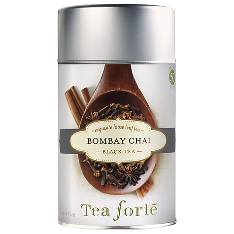 Buy Tea Foreé Loose Leaf Bombay Chai, 130g Online at johnlewis.com