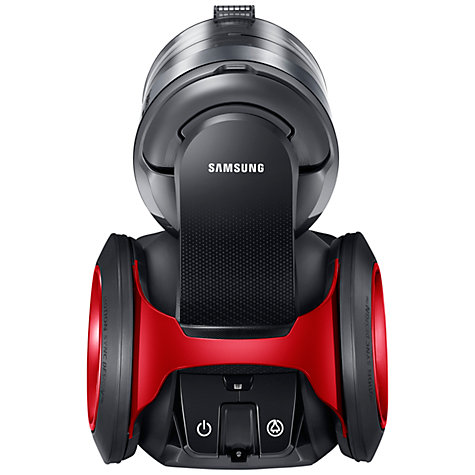 Buy Samsung VC20F70HDER Cylinder Vacuum Cleaner, Vitality Red Online at johnlewis.com