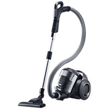 Buy Samsung VC20F70UKGC UV Cylinder Vacuum Cleaner, Titanium Silver Online at johnlewis.com