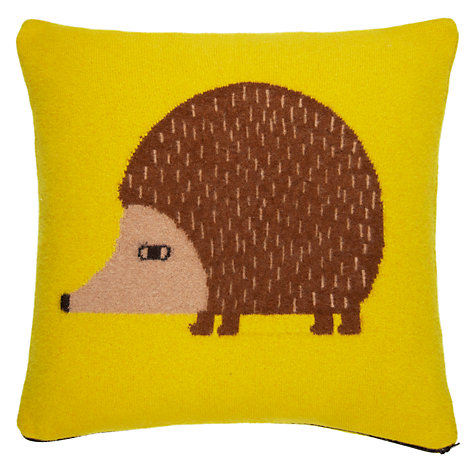 Buy Donna Wilson Hedgehog Cushion Online at johnlewis.com