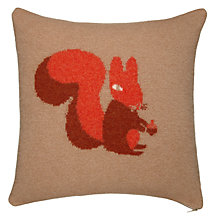 Buy Donna Wilson Squirrel Cushion Online at johnlewis.com