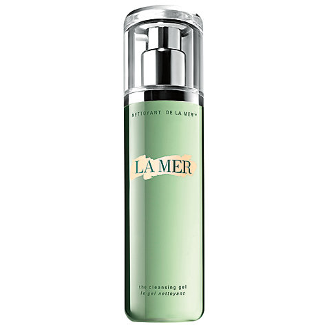Buy Crème de la Mer The Cleansing Gel, 200 ml Online at johnlewis.com