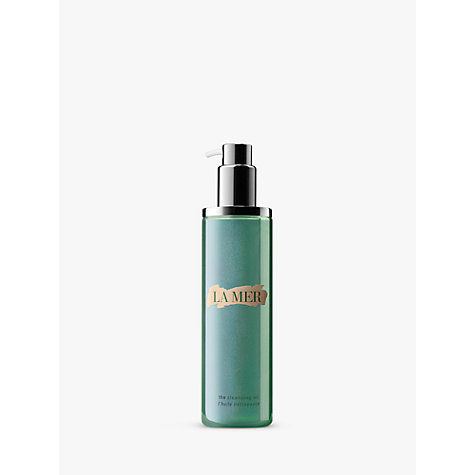 Buy Crème de la Mer The Cleansing Fluid, 200 ml Online at johnlewis.com