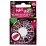 Nail Art Gem Wheel, Multi