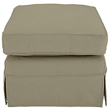 Buy John Lewis Padstow Footstool, Kerry Putty Online at johnlewis.com