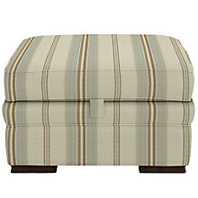 Buy John Lewis Romsey Footstool with Dark Legs Online at johnlewis.com