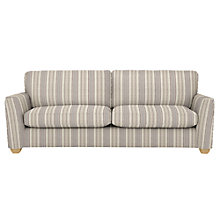 Buy John Lewis Walton Grand Sofa with Light Legs Online at johnlewis.com