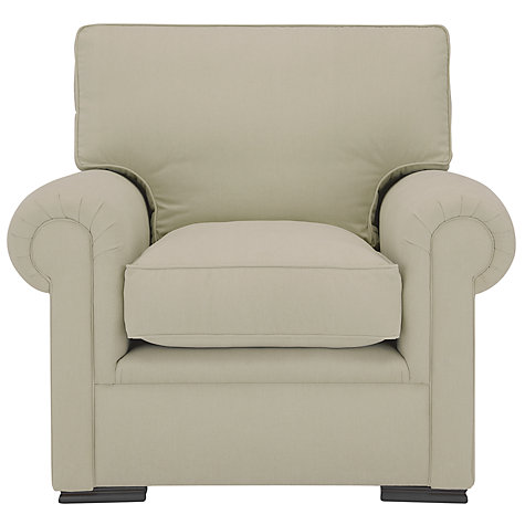 Buy John Lewis Romsey Armchair with Dark Legs Online at johnlewis.com