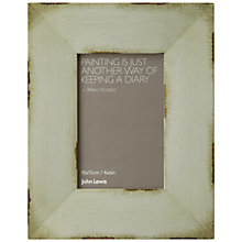 "Buy John Lewis Vintage Bright Photo Frame, 4 x 6"" (10 x 15cm) Online at johnlewis.com"