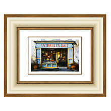 Buy Louis Du Var - Antique Biot Framed Print, 44 x 54cm Online at johnlewis.com