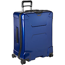 Buy Briggs & Riley Torq 4-Wheel Large Suitcase, Cobalt Online at johnlewis.com