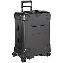 Buy Briggs & Riley Torq 4-Wheel Medium Suitcase, Graphite Online at johnlewis.com