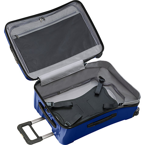 "Buy Briggs & Riley Torq 4-Wheel 15.6"" Laptop Cabin Suitcase, Cobalt Online at johnlewis.com"