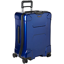 Buy Briggs & Riley Torq 4-Wheel Medium Suitcase, Cobalt Online at johnlewis.com