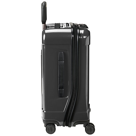 Buy Briggs & Riley Torq 4-Wheel Large Suitcase, Graphite Online at johnlewis.com