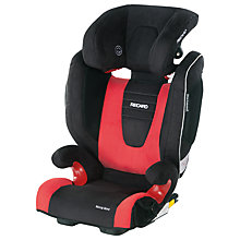 Buy Recaro Monza Nova 2 Car Seat, Cherry Online at johnlewis.com