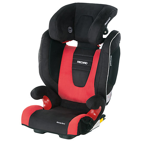 Buy Recaro Monza Nova 2 Seatfix, Cherry Online at johnlewis.com
