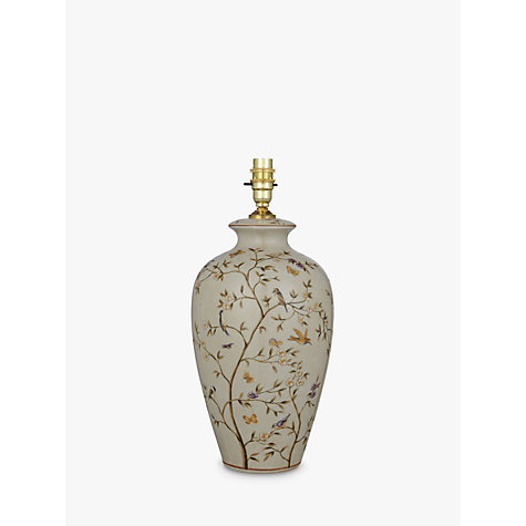 Buy India Jane Tree Of Life Urn Lamp Base Online at johnlewis.com