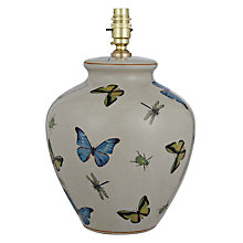 Buy India Jane Butterfly Pot Lamp Base Online at johnlewis.com