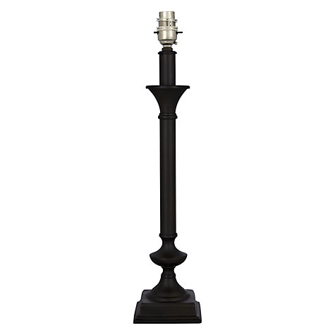 Buy India Jane Drummond Stick Lamp Base, Bronze Online at johnlewis.com