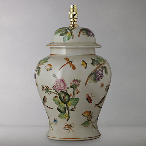 Buy India Jane Rose and Insect Temple Jar Online at johnlewis.com